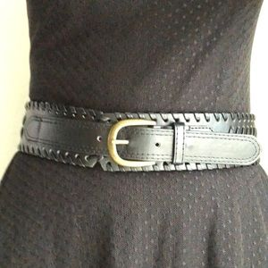 Accessories - Super cool Black waist belt. ❣️Size S. Unworn.